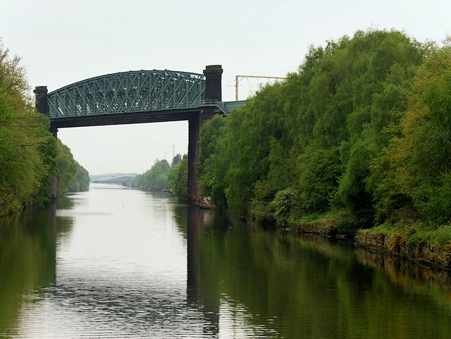Acton Grange Railway Viaduct