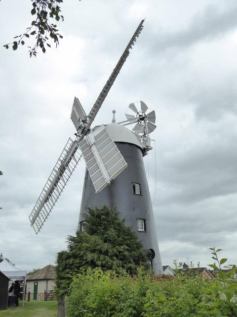 Stevens' Mill, Burwell