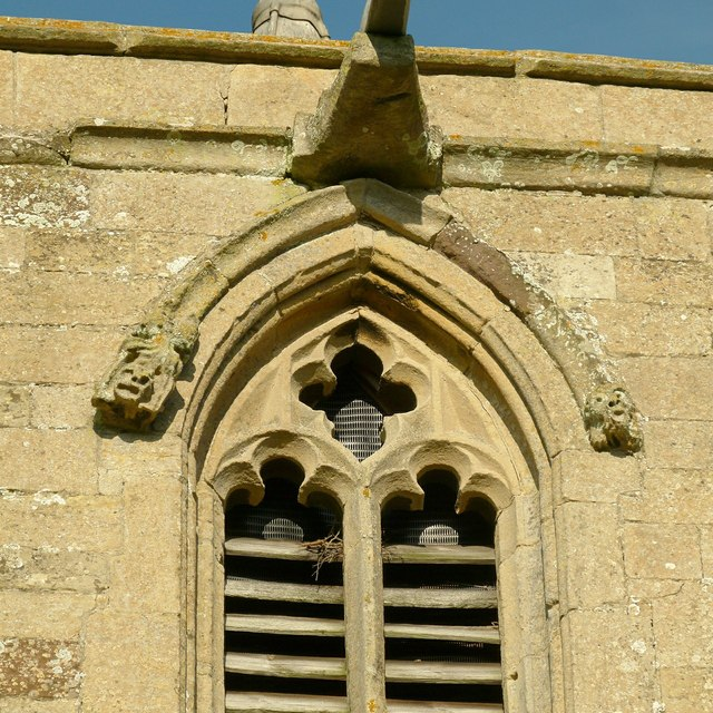 Church of All Saints, Braunston in Rutland