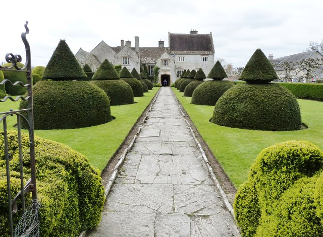 The Twelve apostles, Lytes Cary Manor, Somerset