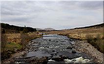 NN2939 : River Orchy by Chris Heaton