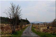 NN2939 : The Road to Inveroran by Chris Heaton
