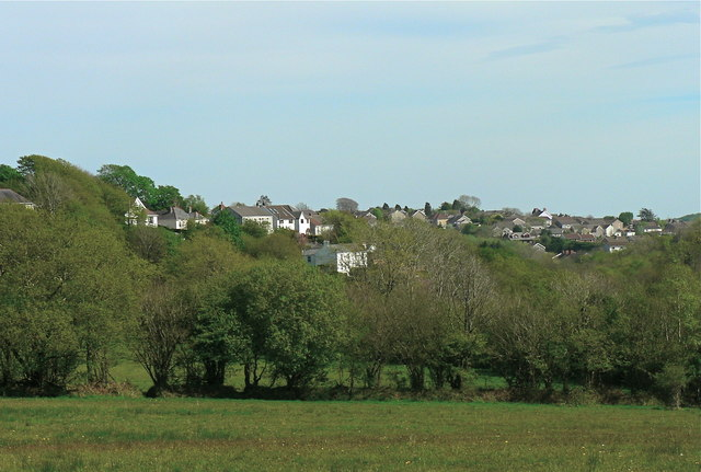 Houses in Brynaeron, Dunvant