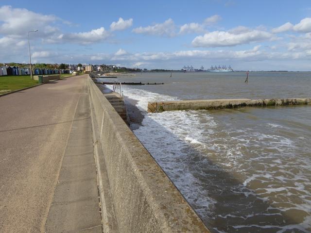 Promenade at Dovercourt
