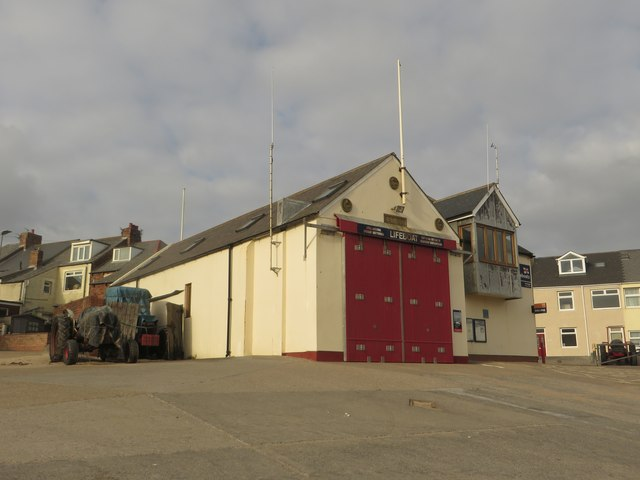 Lifeboat Station, Newbiggin-by-the-Sea
