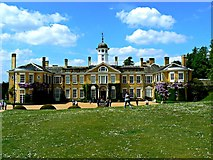 TQ1352 : East elevation, Polesden Lacey, Great Bookham, near Dorking by Brian Robert Marshall