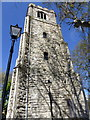 TQ3485 : St Augustine's Tower, Hackney by PAUL FARMER