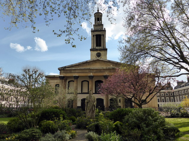 Trinity Church Square, Southwark