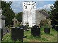 SN5320 : St David's church, Llanarthne by M J Richardson