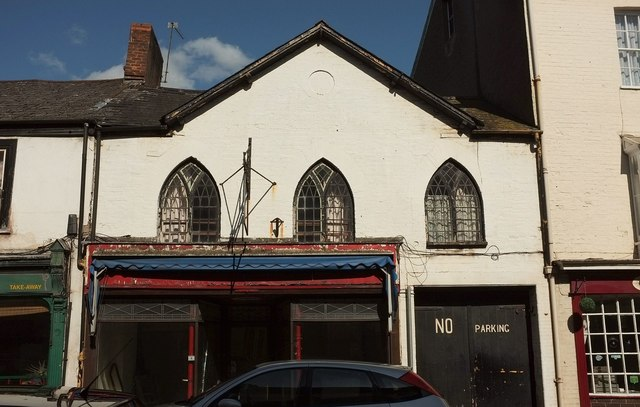 Listed building, Cullompton