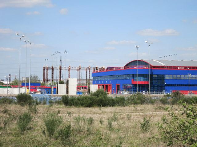 Light Railway Depot
