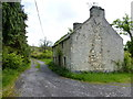 G9269 : Ruined house, Ballintra by Kenneth  Allen