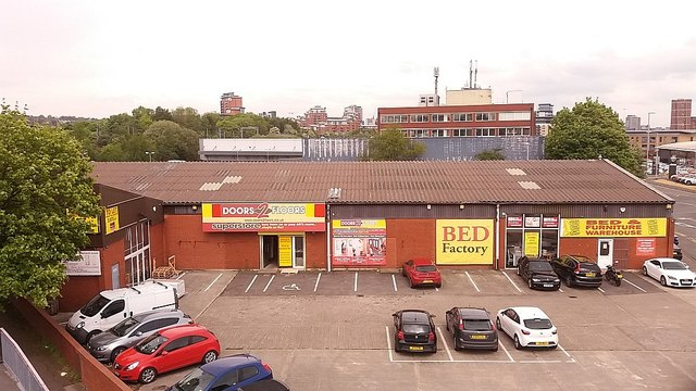 The Bed Factory, New Wortley