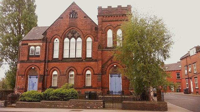 Former Hall Lane Congregational Church, Armley