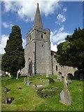 SO7937 : Castlemorton church by Philip Halling