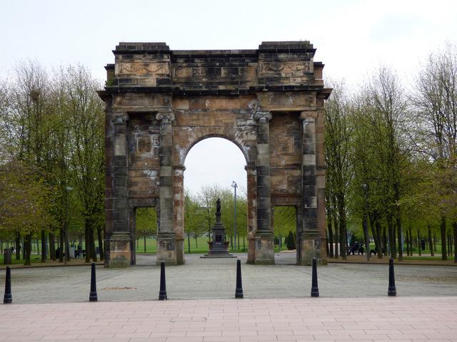 The McLennan Arch