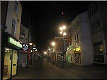 TA2609 : Victoria Street at night by Jonathan Thacker