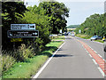 TF0936 : A52 approaching Threekingham by David Dixon