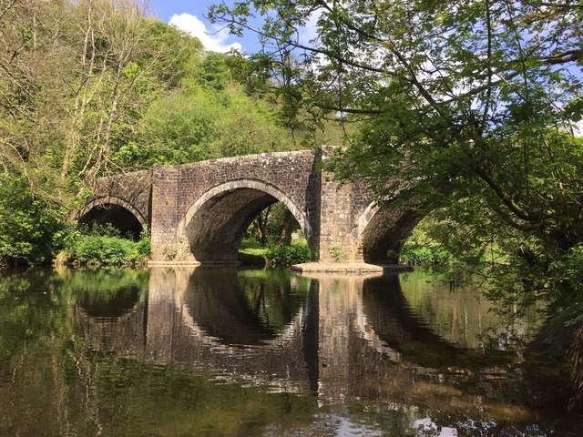 Llawhaden Bridge