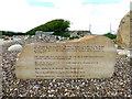 G7574 : Inscribed stone, Castlemurray by Kenneth  Allen