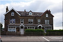 SE1437 : Houses on Bingley Road, Saltaire by Ian S