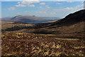 NN2158 : View towards Blackwater Reservoir by Chris Heaton