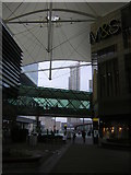 TQ3884 : Westfield shopping centre, Stratford by Christopher Hilton