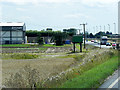TF3231 : Emmett UK, A17 Washway Road by David Dixon