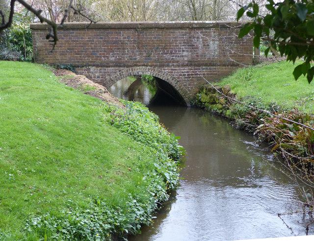 Mill bridge, Great Barrow