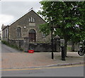 SN7810 : Edwardian church, Commercial Street, Ystradgynlais by Jaggery