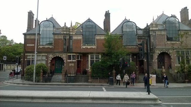 St Paul's Studios, Talgarth Road, London W14