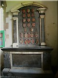 NY6820 : St Lawrence, Appleby: tomb of Lady Anne Clifford by Stephen Craven