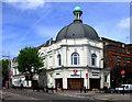 TQ2584 : Former The Grange cinema, Kilburn High Road by Julian Osley