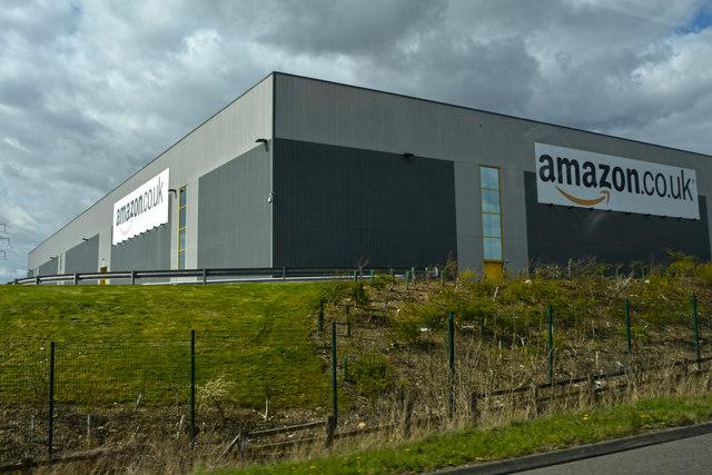 Fife : Amazon Warehouse