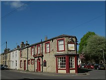 SD9851 : The Railway pub, Carleton Street, Skipton by Stephen Craven