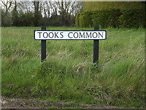 TM3887 : Tooks Common sign by Adrian Cable