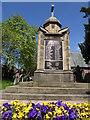 SJ3277 : War Memorial, Willaston by Eirian Evans