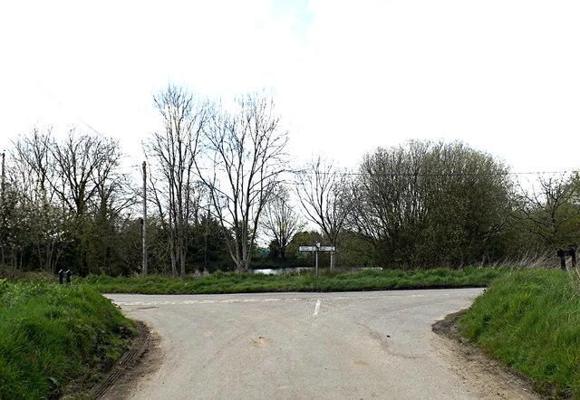 Banters Lane, Ilketshall St.Lawrence