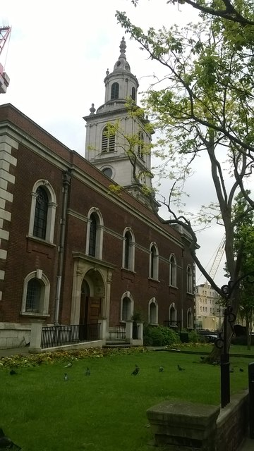 Church of St Botolph without Bishopsgate, City of London
