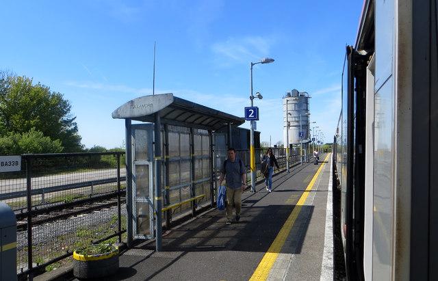 Tullamore station