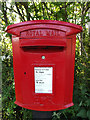 TM1747 : Riddway Shop Postbox by Adrian Cable