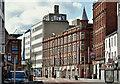 J3374 : Former Swanston's warehouse, Belfast - May 2016(1) by Albert Bridge