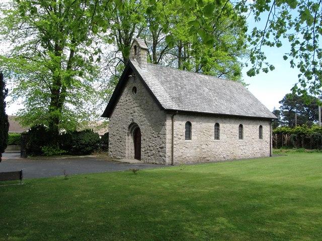St Colman's Church (CoI), Newcastle