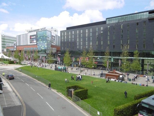 Wembley Park Boulevard
