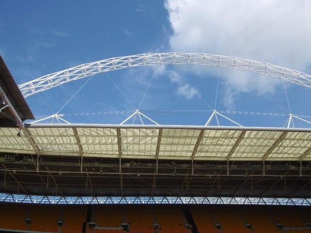 The Arch, Wembley Stadium