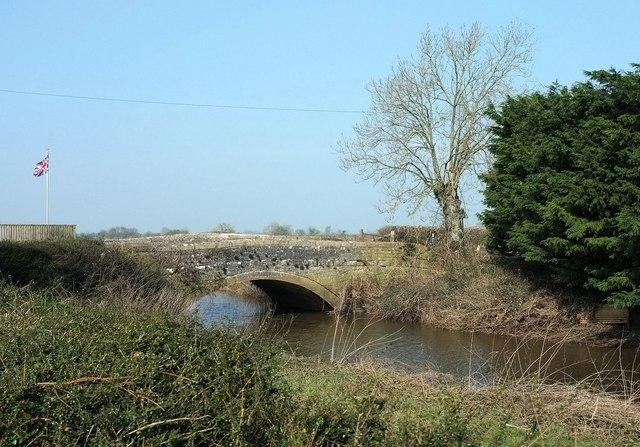 River Bridge over the Brue