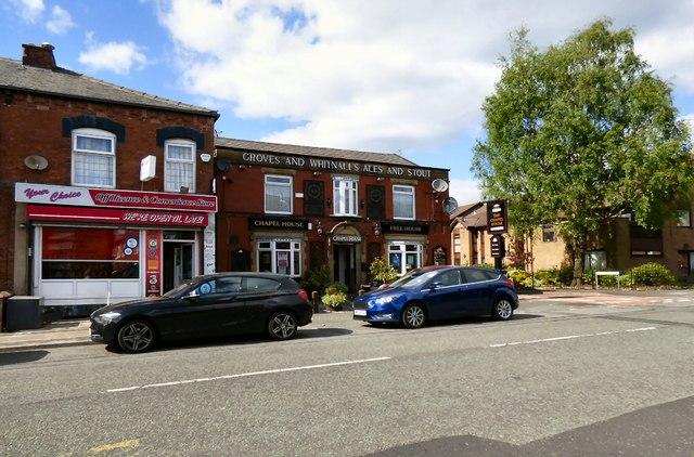 The Chapel House, Astley Street, Dukinfield
