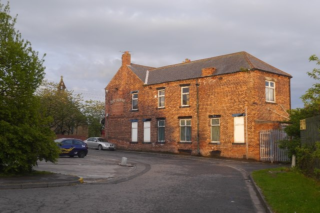Top House, Wingate