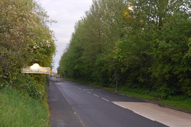 Station Road, Wingate