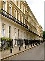 TQ2883 : Regent's Park Terrace, Oval Road, Camden Town by Julian Osley
